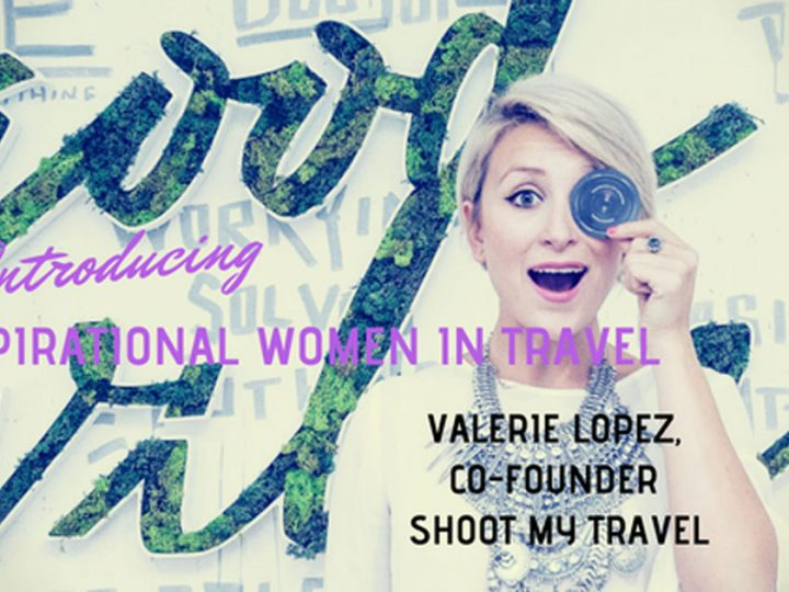 Launching 'Inspirational Women in Travel'