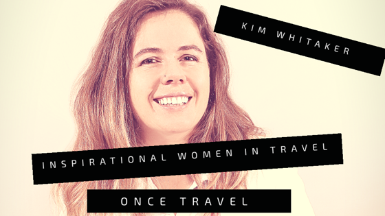 Inspirational Women – Kim Whitaker – July 2019