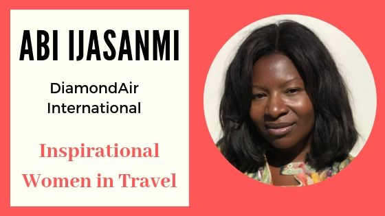 Inspirational Women – Abiola (Abi) Ijasanmi – Aug 2019
