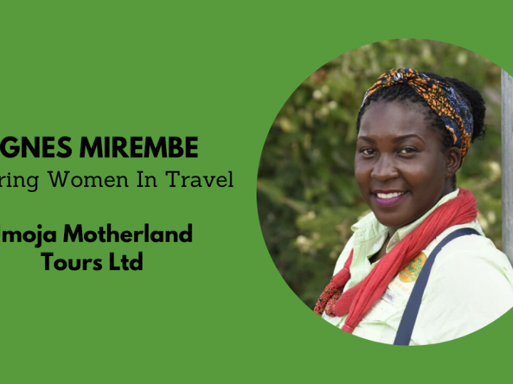 Inspirational Women In Travel: Agnes Mirembe