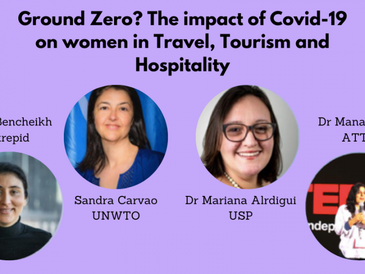 Ground Zero? The impact of Covid-19 on women in Travel, Tourism and Hospitality