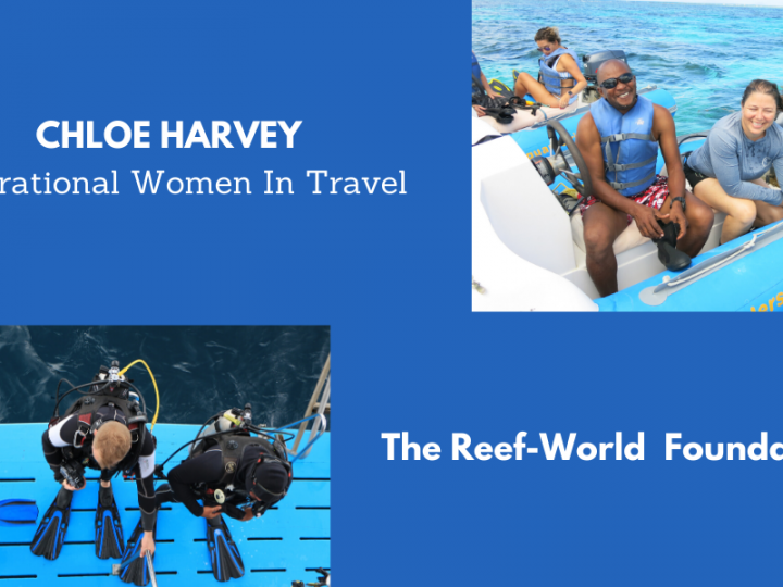 Inspirational Women In Travel: Chloe Harvey