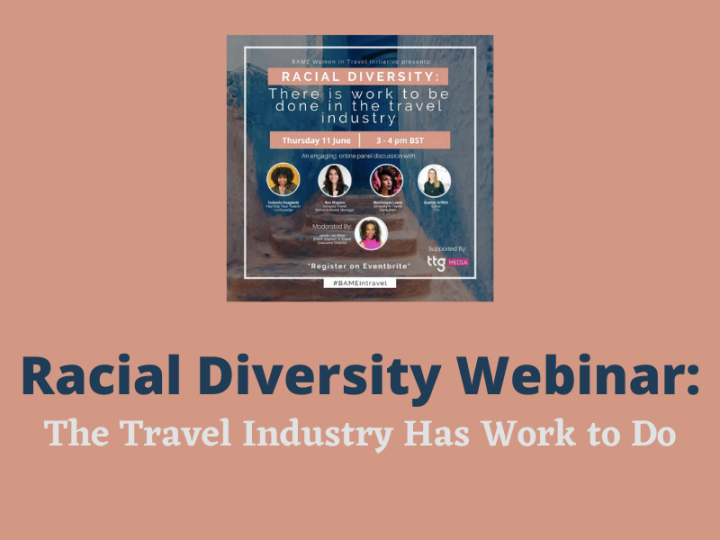 Racial Diversity Panel: The Travel Industry Has Work to Do