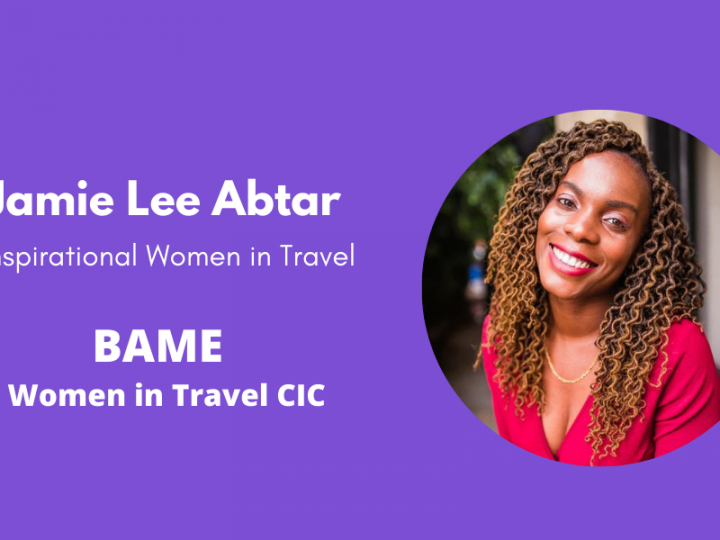 Inspirational Women in Travel: Jamie Lee Abtar