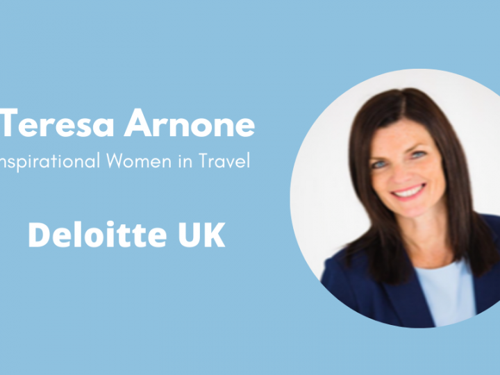 Inspirational Women in Travel: Teresa Arnone