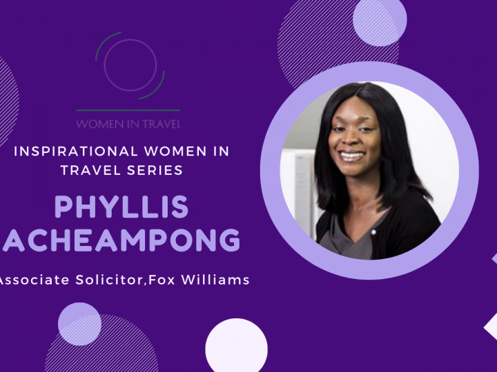 Inspirational Women in Travel :Phyllis Acheampong