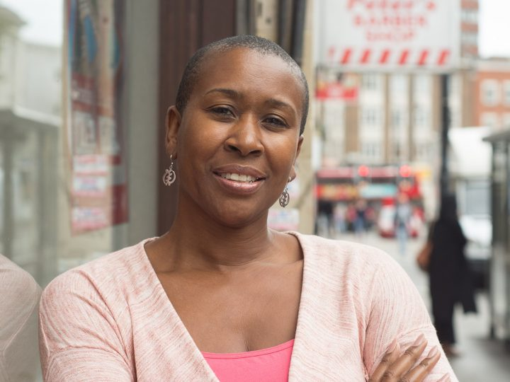 Helping each other up- Laverne Walker on the different shapes mentoring takes